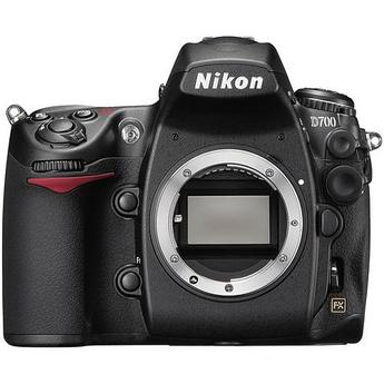 Nikon D700 SLR Digital Camera (Camera Body)