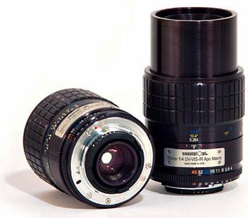 Nikon Camera and UV