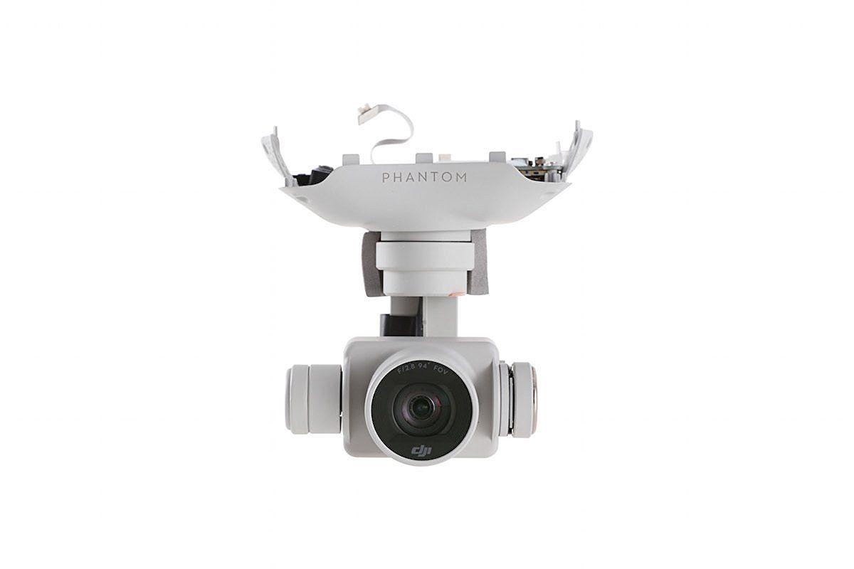 DJI-P4: DJI Phantom 4 4K Camera UV-VIS-IR