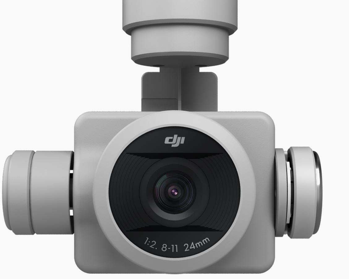 DJI-P4Pro-B-G-NIR: DJI Phantom 4 Pro Camera Blue-Green-NIR 680-800nm